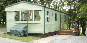 Holiday homes at Setmabanning Caravan Park